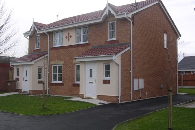 Thumbnail Semi-detached house to rent in Telford Drive, St.Helens