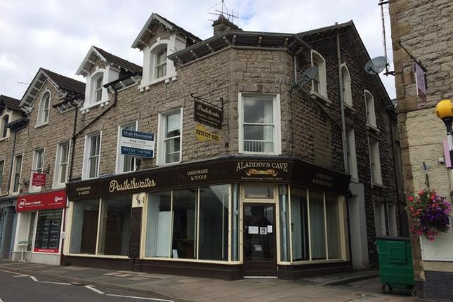 Thumbnail Commercial property for sale in Postlethwaites, Imperial Buildings, Main Street, Grange Over Sands, Cumbria