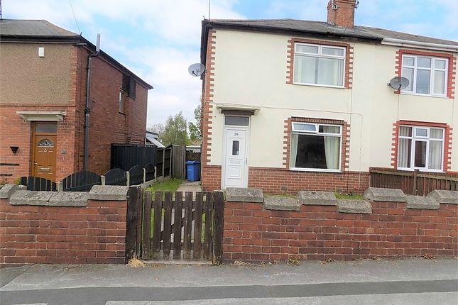 Thumbnail Semi-detached house to rent in Kilton Crescent, Worksop, Nottinghamshire