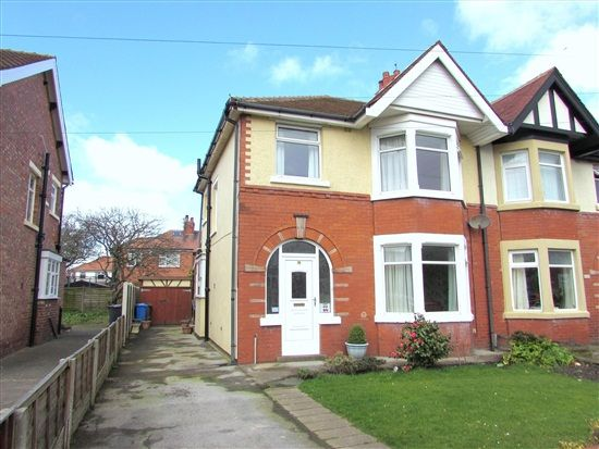 Thumbnail Property for sale in Ormont Avenue, Thornton Cleveleys