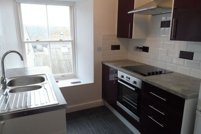 Thumbnail Property to rent in Upper Frog Street, Tenby
