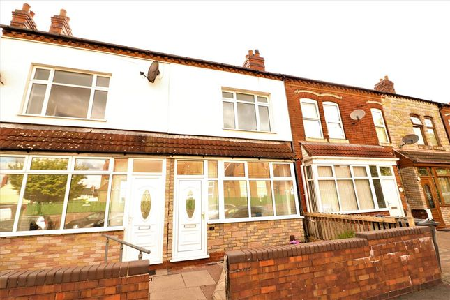 Thumbnail Terraced house for sale in Marlborough Road, Small Heath, Birmingham