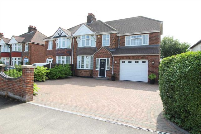 Thumbnail Semi-detached house for sale in Orchard Gardens, Ipswich Road, Colchester