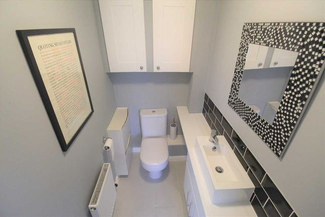 Downstairs W/C of Wibberley Drive, Ruddington, Nottingham NG11