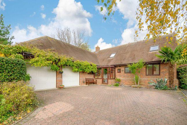 Thumbnail Detached house for sale in Candy Lane, Shenley Brook End, Milton Keynes
