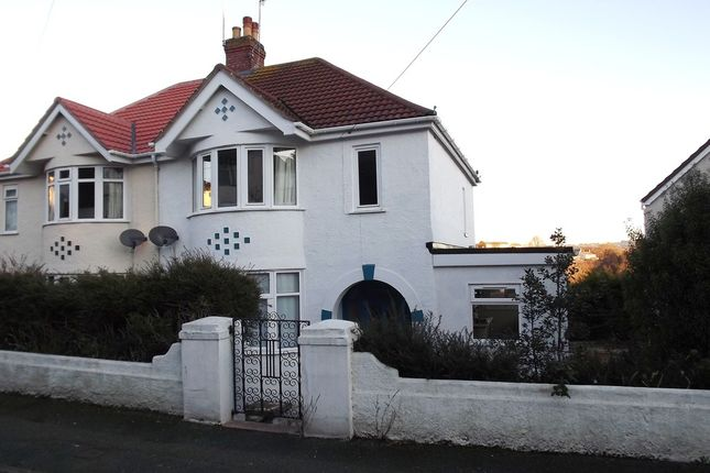 3 bed semi-detached house for sale in Burridge Road, Chelston, Torquay