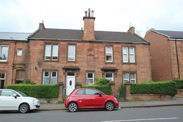 Thumbnail Flat to rent in Blairhill Street, Coatbridge