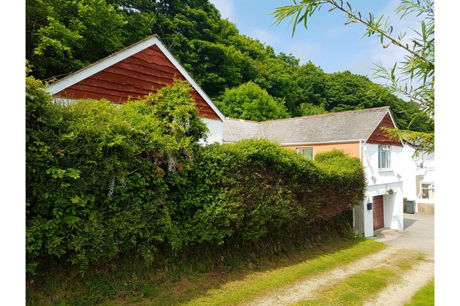 Thumbnail Bungalow for sale in New Portreath Road, Bridge, Redruth