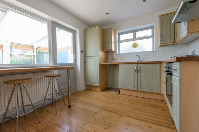 Thumbnail Bungalow to rent in Downs Valley Road, Brighton