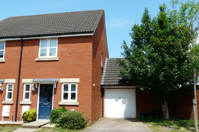Semi-detached house to rent in Suter Drive, Tiverton