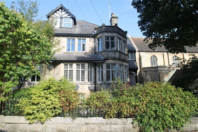 Thumbnail Flat for sale in West Cliffe Grove, Harrogate, North Yorkshire