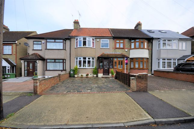 3 bed terraced house for sale in Mcintosh Road, Romford RM1