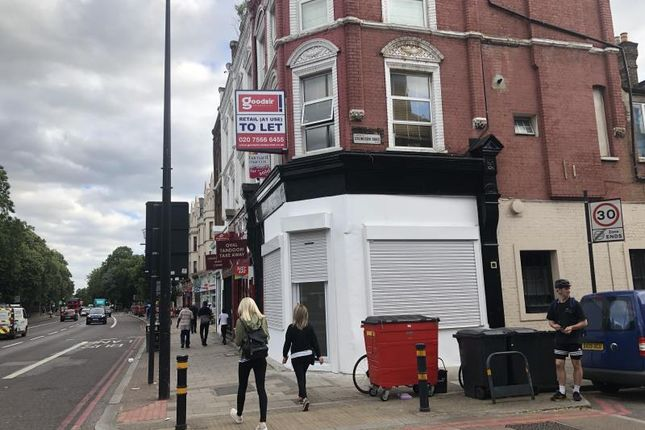Thumbnail Retail premises for sale in 64, Brixton Road, Brixton