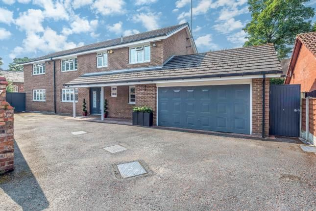 Thumbnail Detached house for sale in Ladyfields, Liverpool, Merseyside, England