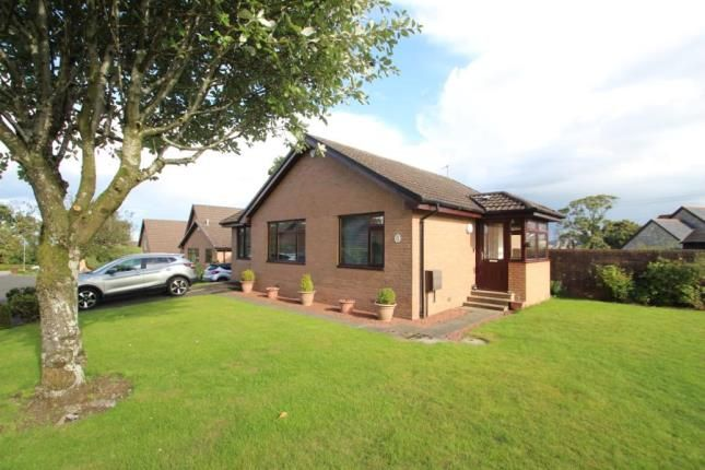 Thumbnail Bungalow for sale in Woodburn Place, Houston, Renfrewshire