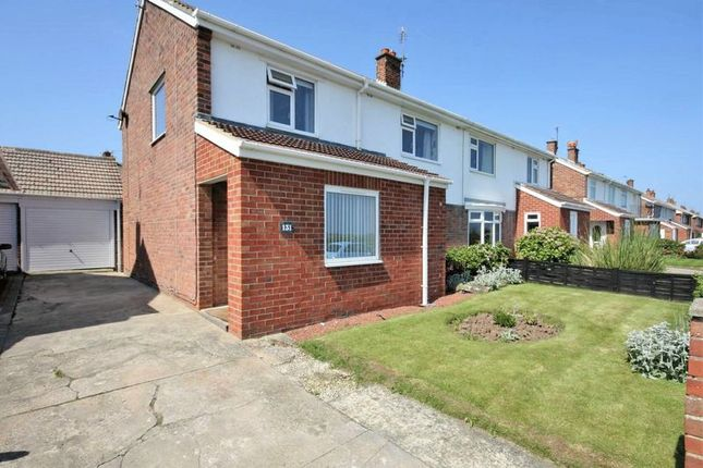 Thumbnail Semi-detached house for sale in St. Germains Lane, Marske-By-The-Sea, Redcar