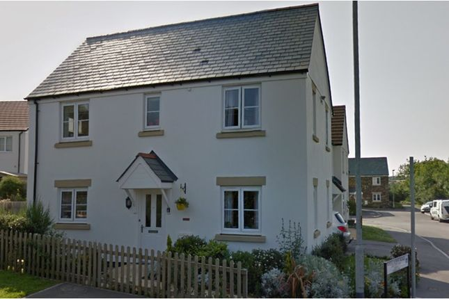 3 bed semi-detached house to rent in Wheal Albert Road, Goonhavern, Truro TR4