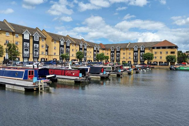 Thumbnail Duplex for sale in Evans Wharf, Apsley Lock