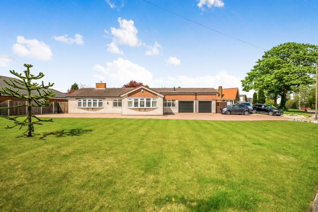 Thumbnail Detached bungalow for sale in Wolverhampton Road, Pelsall, Walsall
