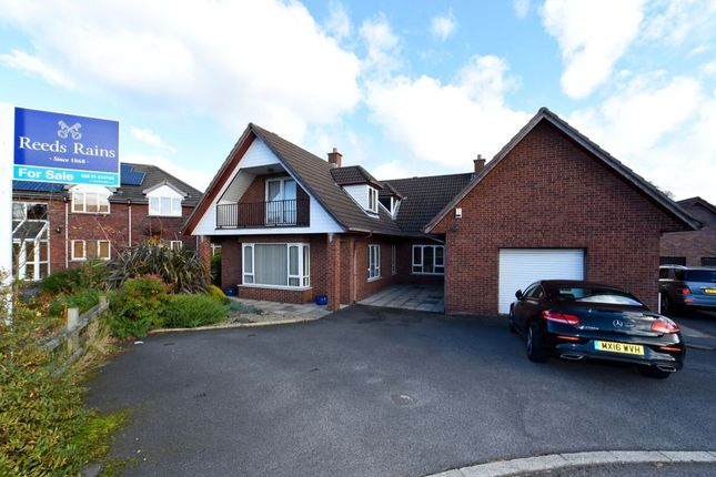 Thumbnail Detached house for sale in Strangford Gate Drive, Newtownards