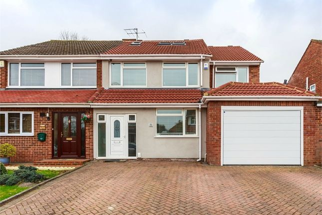 5 bed semi-detached house for sale in Longmead, Windsor, Berkshire