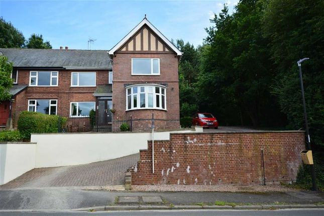 Thumbnail Semi-detached house for sale in Lowes Hill, Ripley