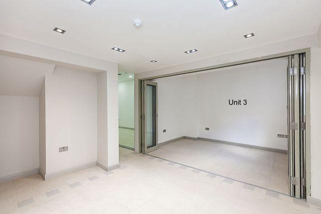 Retail premises to let in Kilburn Plaza, Kilburn High Road, London