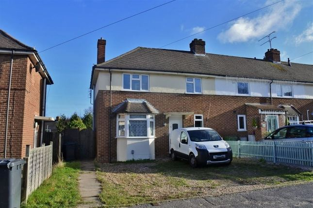 Thumbnail Terraced house to rent in South Ham Road, Basingstoke