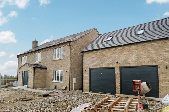 Thumbnail Detached house for sale in George Way, Chatteris, Cambridgeshire