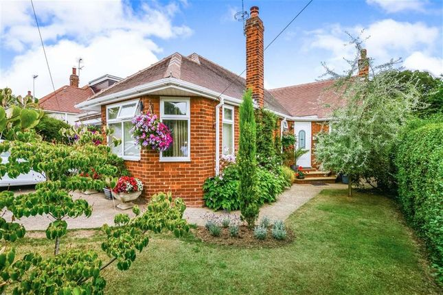 Thumbnail Detached bungalow for sale in Valley Drive, Kirk Ella, Hull