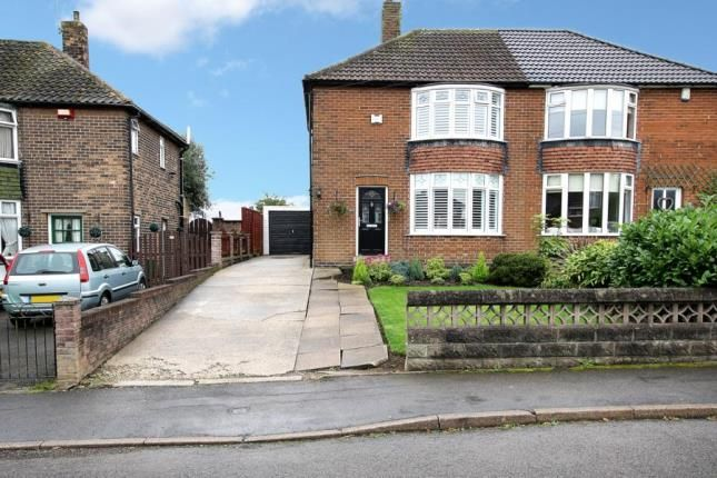 Thumbnail Semi-detached house for sale in Lathe Road, Rotherham, South Yorkshire