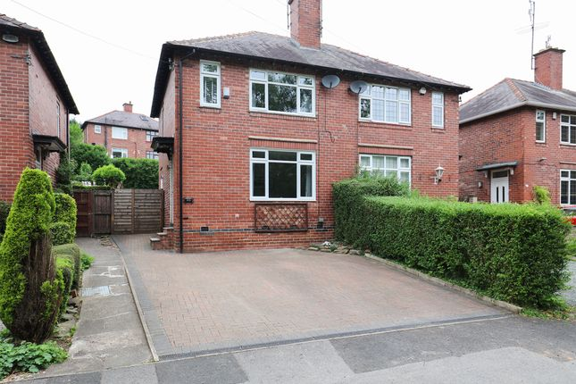 Thumbnail Semi-detached house for sale in Laverdene Avenue, Totley Rise, Sheffield