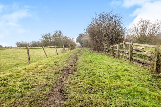 Thumbnail Equestrian property for sale in Main Road, Kirby Bellars, Melton Mowbray
