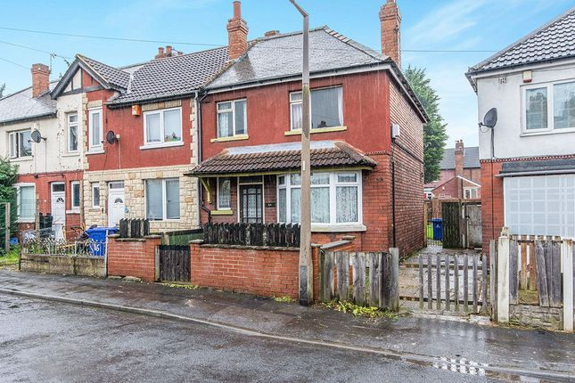 3 bed end terrace house for sale in Kings Crescent, Edlington, Doncaster, South Yorkshire DN12