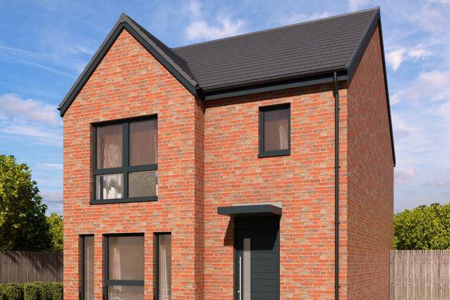 Thumbnail Detached house for sale in The Flynn - Plot 94, Devongrange, Sauchie, Alloa, Clackmannanshire