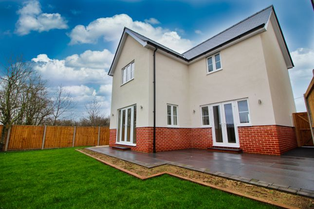 Thumbnail Detached house for sale in Layer Marney, Colchester