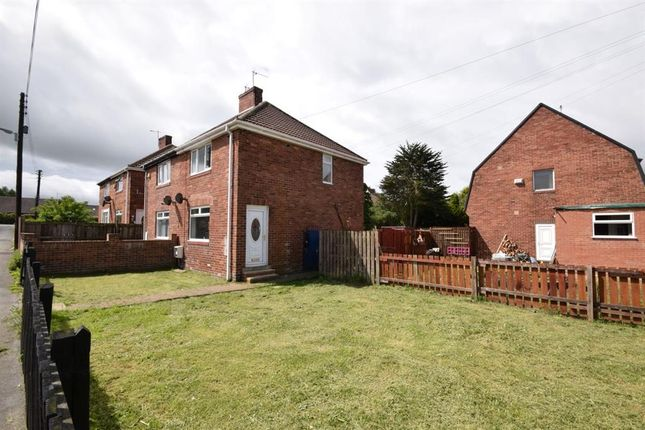 External of Grasmere Terrace, South Hetton, Durham, County Durham DH6
