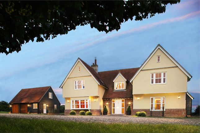 Thumbnail Detached house for sale in The Broadway, Dunmow