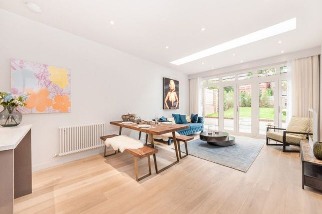 Thumbnail Semi-detached house for sale in Minster Road, West Hampstead