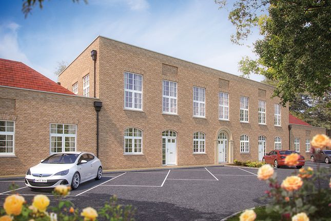 "Thumbnail Flat for sale in ""No.42 Apartment 4218"" at Wellington Road, Upper Rissington, Cheltenham"