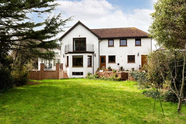 Thumbnail Detached house for sale in Shillingford St. George, Exeter, Devon