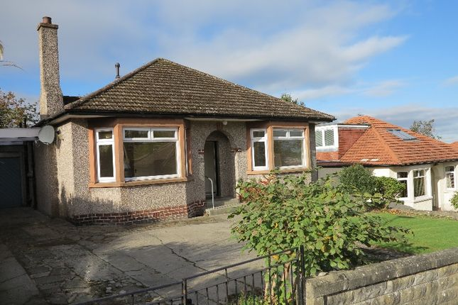 Thumbnail Bungalow to rent in Woodhall Bank, Colinton, Edinburgh