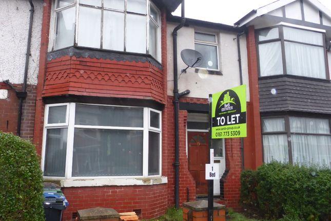 Thumbnail Flat to rent in Albert Avenue, Prestwich
