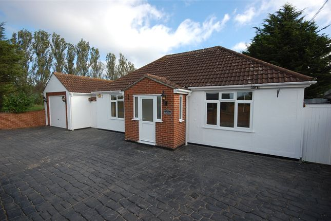 Thumbnail Detached bungalow for sale in Main Road, Woodham Ferrers, Chelmsford, Essex