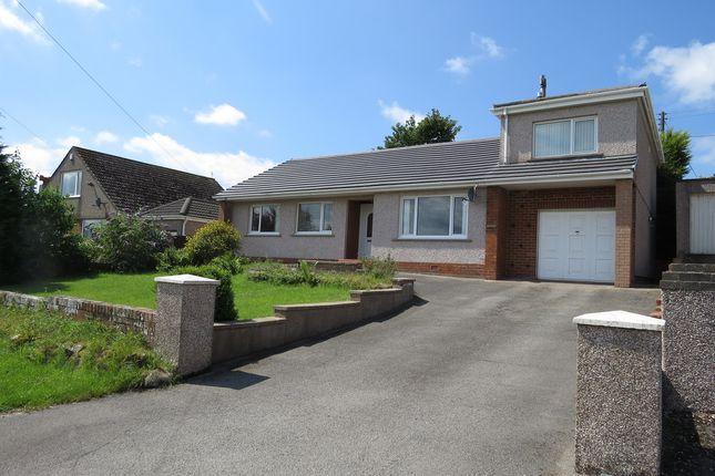 Thumbnail Detached bungalow for sale in Kelton, Rowrah, Frizington, Cumbria