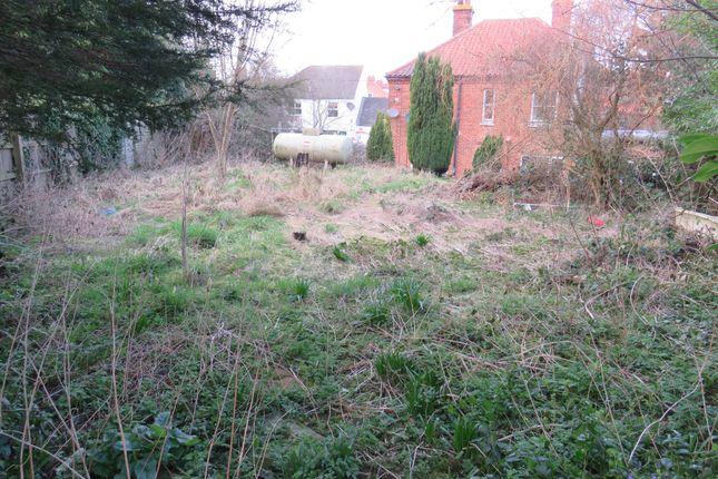 Thumbnail Land for sale in Fakenham Road, Briston, Melton Constable