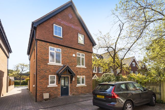 Thumbnail Detached house for sale in Glen Eyre Road, Bassett, Southampton, Hampshire