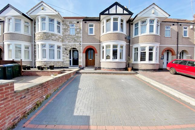Terraced house for sale in Ravensdale Road, Wyken, Coventry
