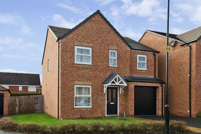 Thumbnail Detached house for sale in Sandpiper Close, Brownhills, Walsall