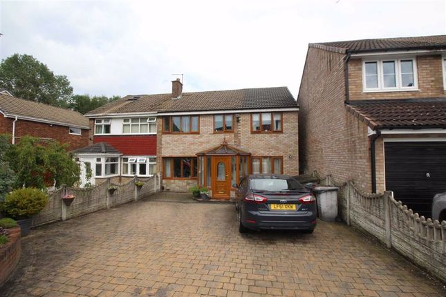 Thumbnail Semi-detached house for sale in Severn Drive, Hindley Green, Wigan